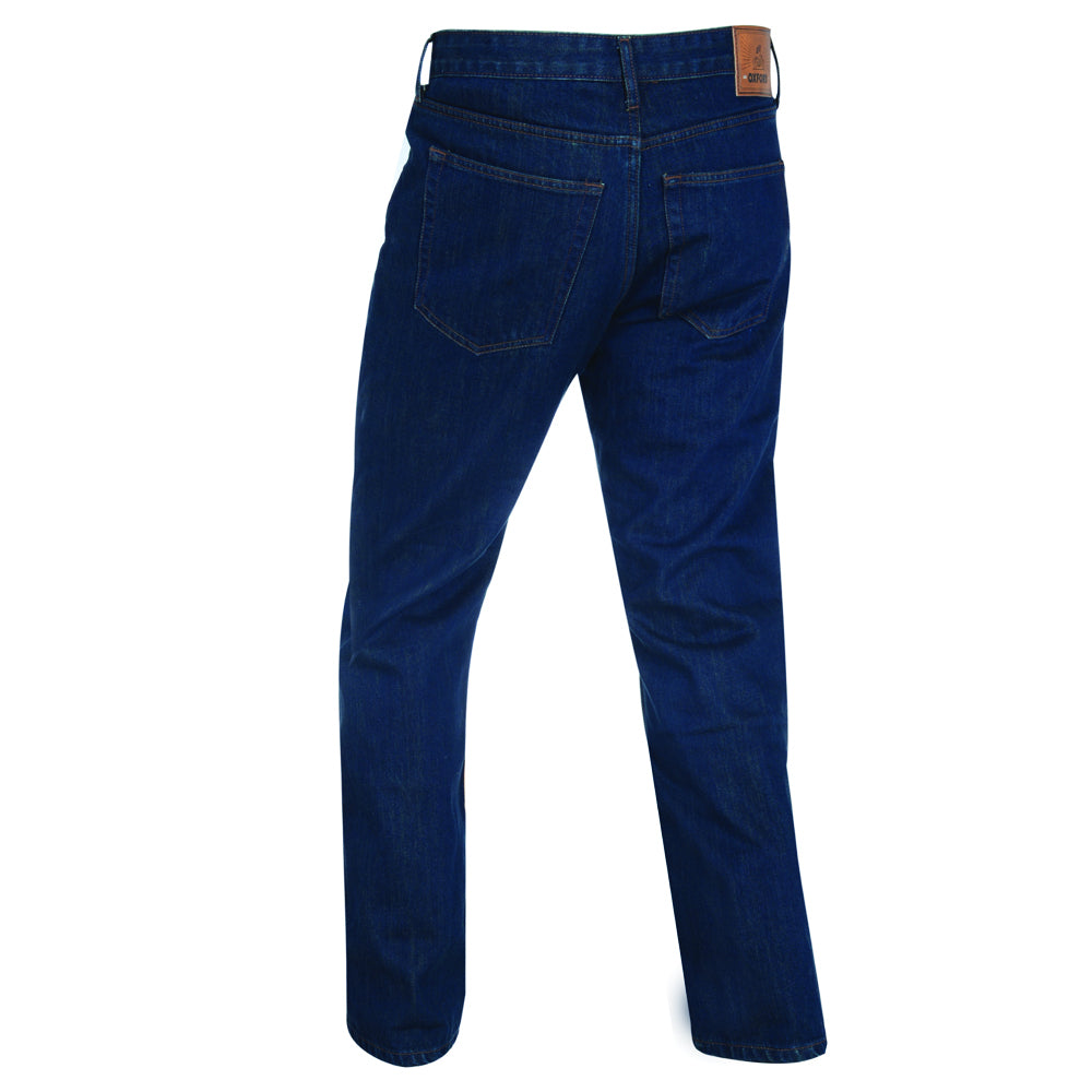 Oxford Barton Ink Wash Navy Jeans