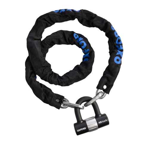 Oxford HD Chain & Lock
