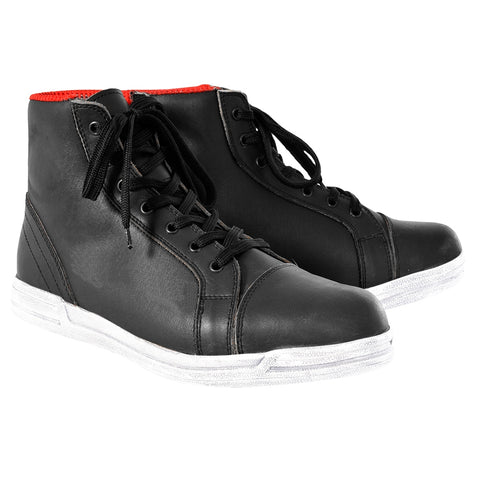 Oxford Jericho Boots in Black