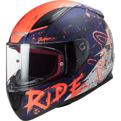 LS2 FF353 Rapid Naughty Helmet
