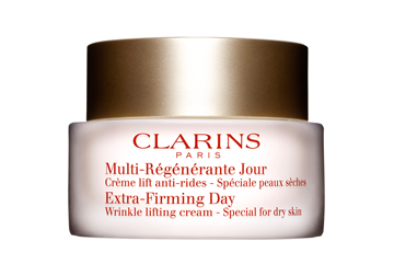 Clarins Extra-Firming Day Wrinkle Lifting Cream For Dry Skin - 50ml