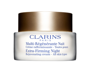 Clarins Extra-Firming Night Rejuvenating Cream For All Skin Types - 50ml