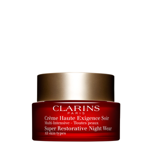 Clarins Super Restorative Night Wear All Skin 50ml