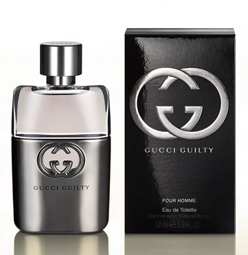 Gucci Guilty Pour Homme Eau De Toilette (For Men) - 50ml