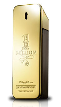 Paco Rabanne One Million Eau De Toilette (For Men) - Available in 50ml & 75ml Spray