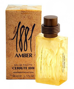 Cerruti 1881 Amber Eau De Toilette (For Men) - 50ml