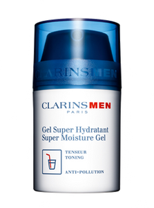 Clarins Mens Super Moisture Gel - 50ml
