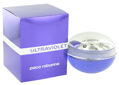 Paco Rabanne Ultraviolet Eau De Parfum (For Women) Spray