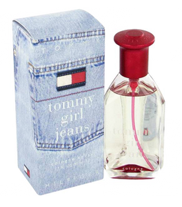Tommy Hilfiger Girl Jeans Cologne Spray (For Women) - 50ml Spray