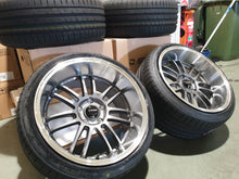 Dspeed DS-01 18x9.5 & 18x10.5 5x114.3 Wheels Gunmetal spoke