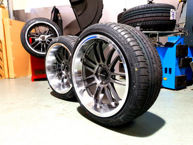 Dspeed DS01 Wheel and tyre Package from only $1180