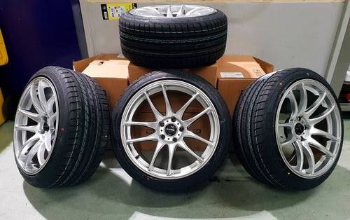Dspeed DS02 Wheel & Tyre Package