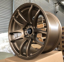 D-speed DS02 19x9.5 +25 & 19X10.5 +22 5x114.3 Dark Satin Bronze