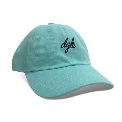 BONÉ DGK LOUD DAD HAT STRAPBACK VERDE - Matriz Skate Shop