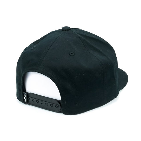 BONÉ HUF ESSENTIALS BOX SNAPBACK HAT HT0030025029006 - Matriz Skate Shop