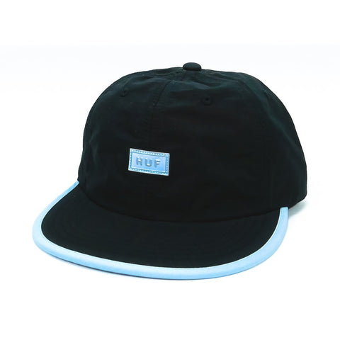 BONÉ HUF FORMLESS BAR LOGO 6 PANEL HAT HT00185 25029005 - Matriz Skate Shop