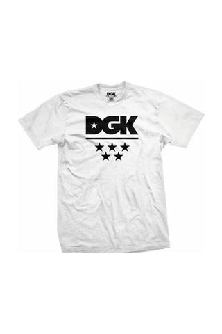 CAMISETA DGK ALL STAR - Matriz Skate Shop
