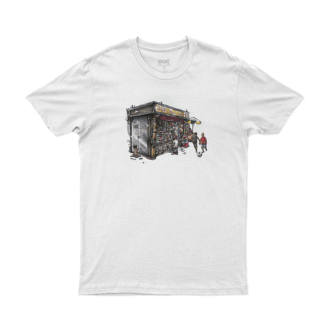 CAMISETA DGK DAILY NEWS - Matriz Skate Shop