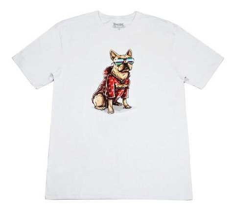 CAMISETA DGK FRENCHIE - Matriz Skate Shop