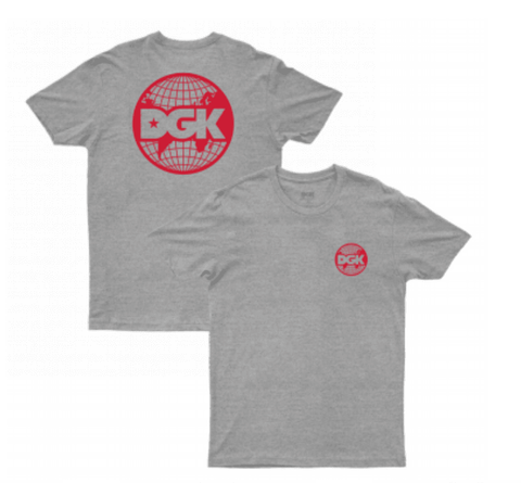 CAMISETA DGK WORLDWIDE | I21DGC07 - Matriz Skate Shop