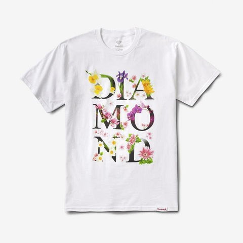 CAMISETA DIAMOND BOTANICAL - Matriz Skate Shop