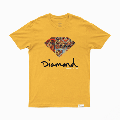 CAMISETA DIAMOND ETHIOPIAN - Matriz Skate Shop