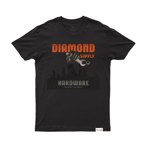 CAMISETA DIAMOND INDUSTRIALISM | C20DMPA010 - Matriz Skate Shop