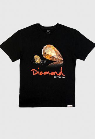 CAMISETA DIAMOND MIRROR | D20DMPA010 - Matriz Skate Shop