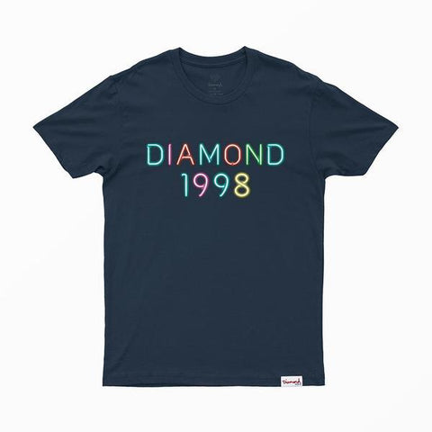 CAMISETA DIAMOND RADIANT NEON - Matriz Skate Shop