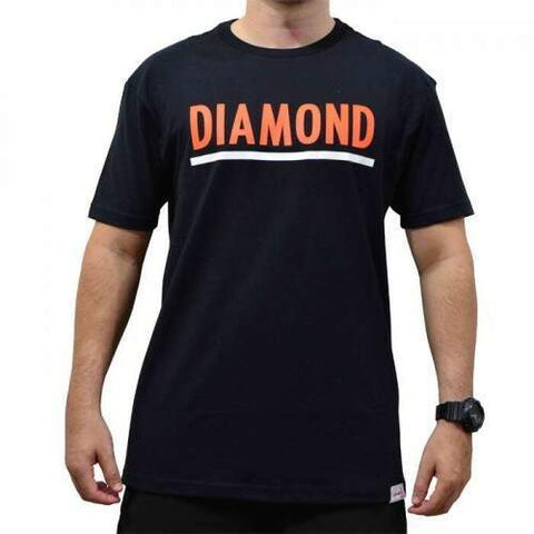 CAMISETA DIAMOND TEAM | D20DMPA009 - Matriz Skate Shop