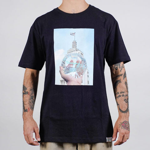 CAMISETA DIAMOND WILL DMND CITY | D19BR002 - Matriz Skate Shop