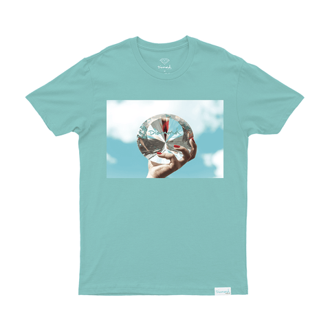 CAMISETA DIAMOND WILL DMND SKY | D19BR001 - Matriz Skate Shop