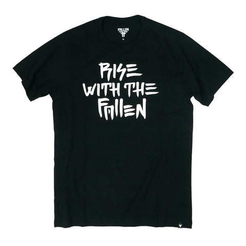 Camiseta FALLEN RISE WITH - Matriz Skate Shop