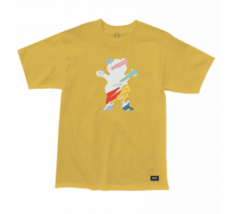 CAMISETA GRIZZLY ALL THAT OG BEAR | GMD2001P35 - Matriz Skate Shop