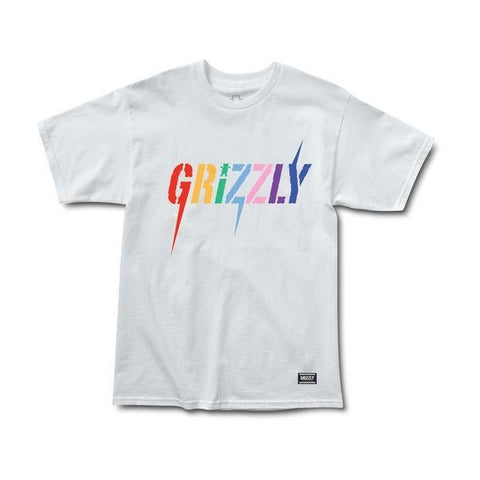 CAMISETA GRIZZLY INCITE | GMD2001P08 - Matriz Skate Shop
