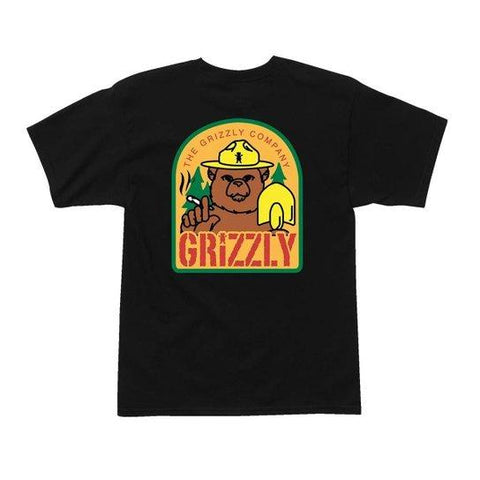 CAMISETA GRIZZLY PREVENTION | GMD2001P30 - Matriz Skate Shop