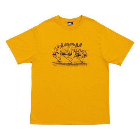 CAMISETA HIGH FYAH GANG - Matriz Skate Shop