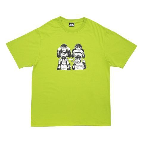 CAMISETA HIGH MONKEYS - Matriz Skate Shop