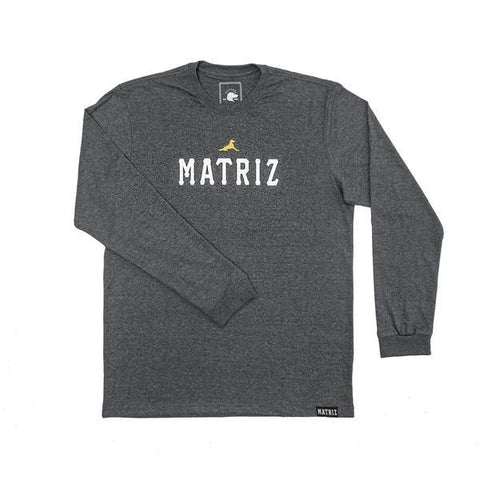 CAMISETA MATRIZ NOBRE ML - Matriz Skate Shop
