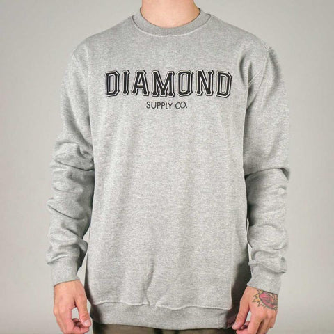 MOLETOM DIAMOND FLEECE - Matriz Skate Shop