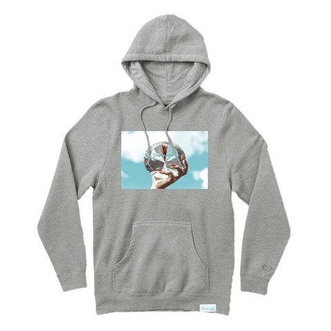 MOLETOM DIAMOND WILL X DMND SKY HOODIE | D19BR007 - Matriz Skate Shop