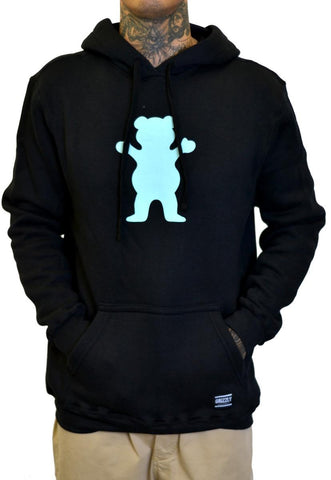 MOLETOM GRIZZLY OG BEAR PULLOVER | GMB1908P04 - Matriz Skate Shop
