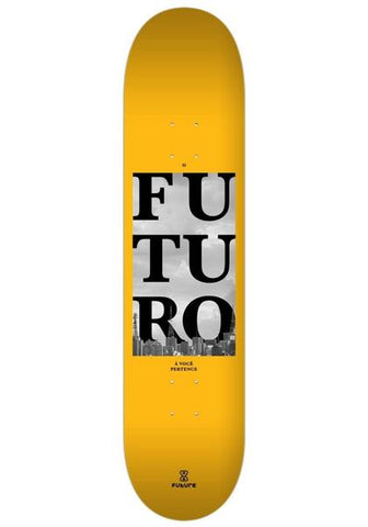 SHAPE FUTURE MAPLE PERTENCE 8.0 - ÚNICA - Matriz Skate Shop