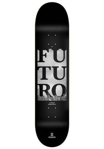 "SHAPE FUTURE MAPLE PERTENCE 8.25"" - ÚNICA - Matriz Skate Shop"