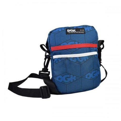 SHOULDER BAG DGK RIVIERA - Matriz Skate Shop