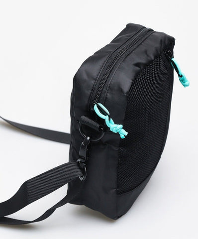 SHOULDER BAG DIAMOND TROTTER PRETO | C18DMCZ001 - Matriz Skate Shop