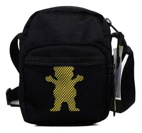 SHOULDER BAG GRIZZLY OG BEAR - Matriz Skate Shop