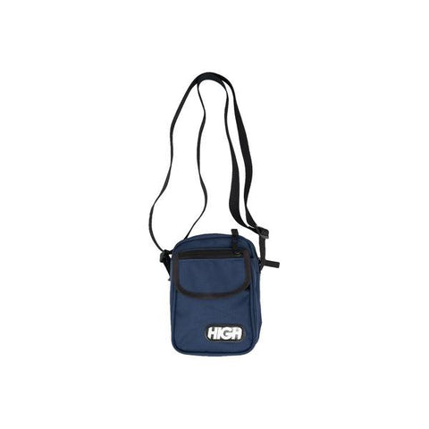 SHOULDER BAG HIGH LOGO AZUL MARINHO - Matriz Skate Shop