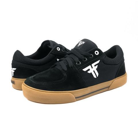 TÊNIS FALLEN PATRIOT VULC BLACK/WHITE/GUM - Matriz Skate Shop