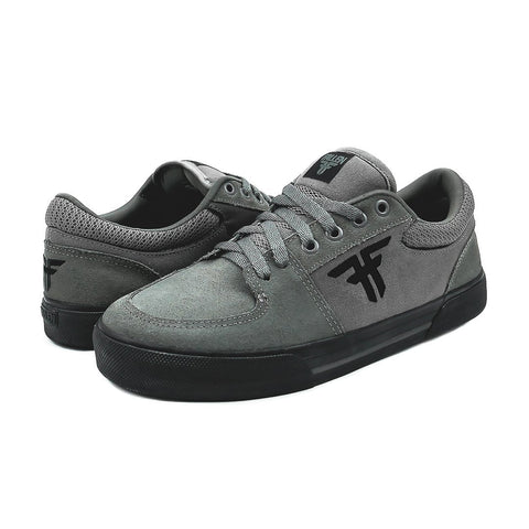 TÊNIS FALLEN PATRIOT VULC DARK GRAY/BLACK - Matriz Skate Shop